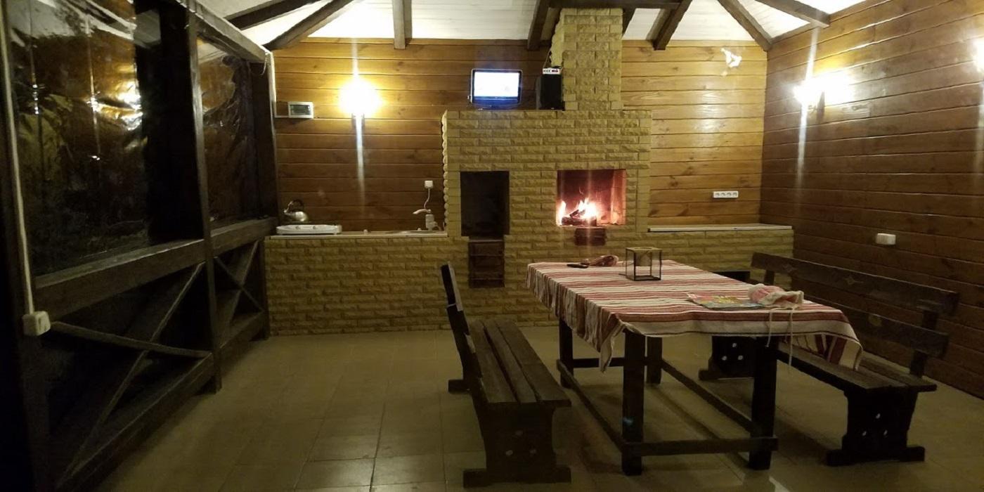 Вечеря біля вогню - це УДАЧНЕ МІСЦЕ